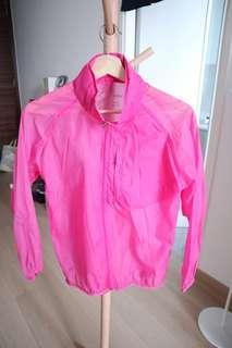 ❤️Hot pink 防曬皮膚衣 95new up S