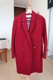 Initial coat 2码