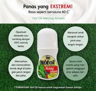 JRM Hot Oil (preorder)