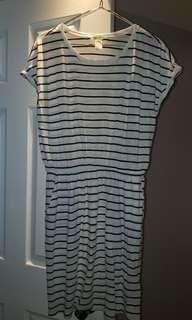 Dress only wore one-time, size s