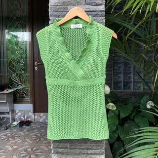 Most Knit Green