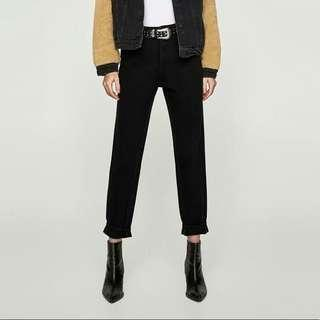 Zara Moms Highwaist Jeans