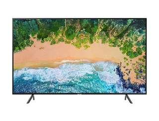 Brand new 43 inch Samsung 4K UHD Smart LED TV (Free warranty)