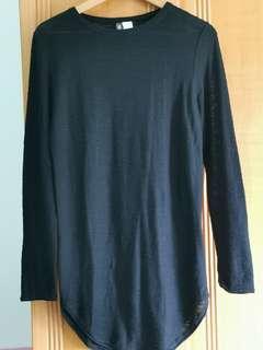 H&M Mesh stretchable dress