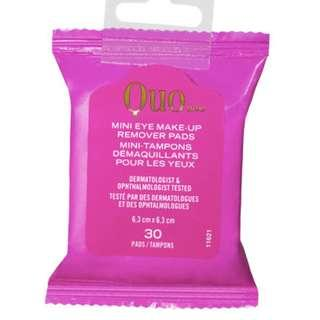 eye makeup Remover pads (Quo brand)