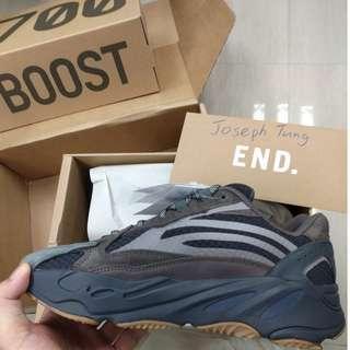 (賤賣) Yeezy Boost 700 V2 Geode UK 8.5 (End. 中籤貨)
