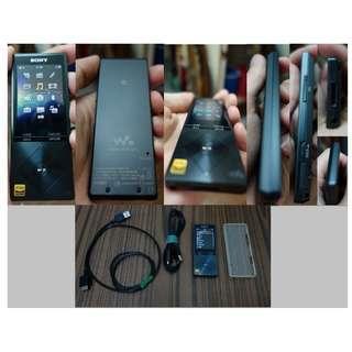SONY walkman NW-A25 - 16gb 黑色