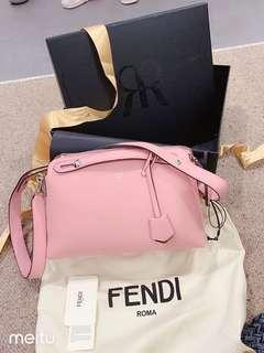 Authentic Fendi by the way Pink