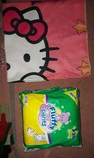 NEW handuk dan pampes