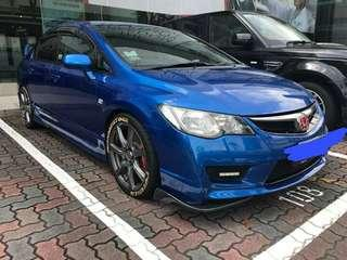 Honda civic type r 2.0manual 6speed Singapore