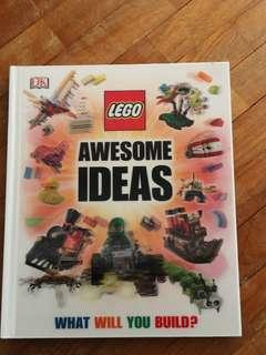 🚚 Lego Awesome Ideas Book