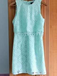 🚚 Lace Dress (TOP SHOP)