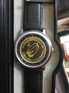 GoldQuest exquisite Pure Gold Time Piece