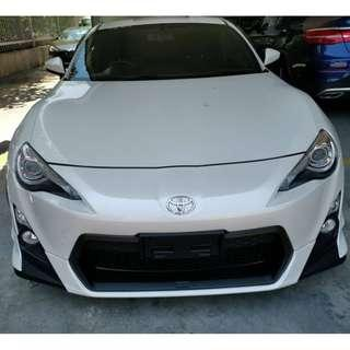 New Recond Toyota AE86 GT Boxer Sport Honda Nissan
