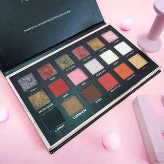 Focallure Eyeshadow Pallete Birghtlux