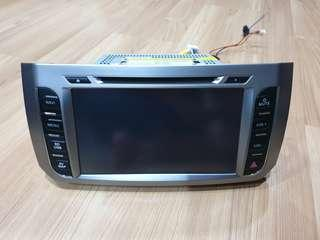 Alza 9 inch with Amplifier
