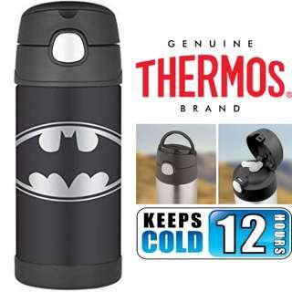 BN: Thermos Funtainer 12 Ounce Water Bottle, Batman
