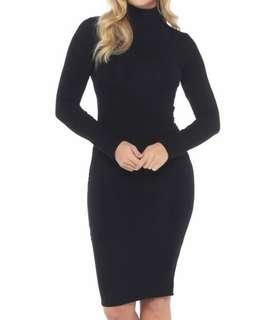 Mossman Black dress