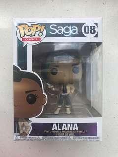 🚚 Alana from Saga Funko Pop