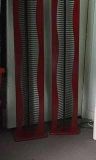 CD towers (Pick up only)