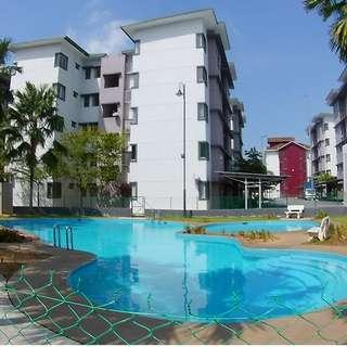 Hot investment unit Camelia Court Apartment , nilai impian