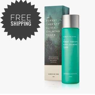 [READY STOCK] FOREST THERAPY ULTRA CALMING TONER 150ML