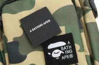 A Bathing Ape Sling Bag