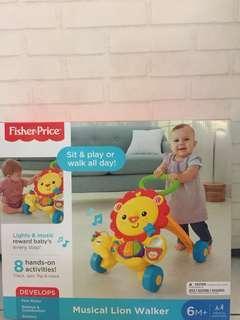 Push Walker Fisher Price