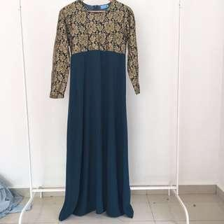 #MMAR18  53. Jubah Dress preloved