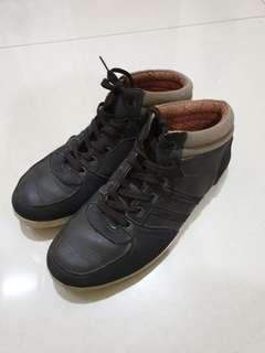 Sepatu North Star Coklat ukuran 42 Super Mint Condition
