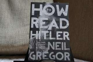 🚚 How to Read Hitler