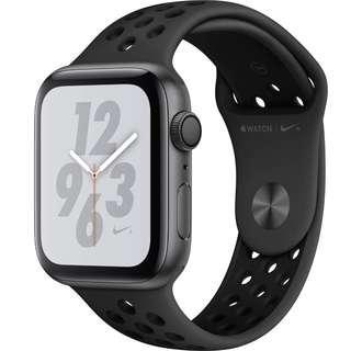 Apple Watch Series 4 Nike Black 44mm GPS
