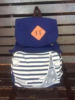 Backpack / Tas Ransel Elizabeth
