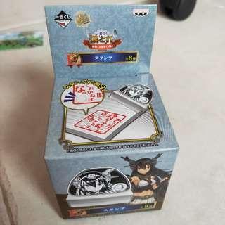 Kantai Collection: Kancolle Yamato Stamp Ichiban Kuji