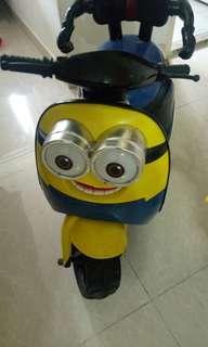 Minions 電單車