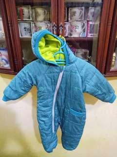 Baby Winter Jacket (coverall baby 18 - 24 bulan)