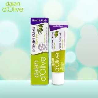 DALAN OLIVE OIL INTENSIVE CREAM