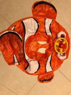 Dory Nemo 吹氣水泡 + 吹氣掛飾
