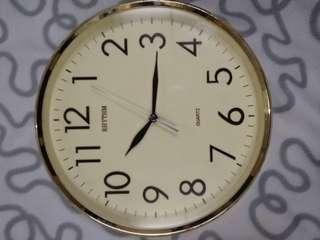 Wall Clock brand RHYTHM