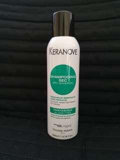 Keranove dry shampoo