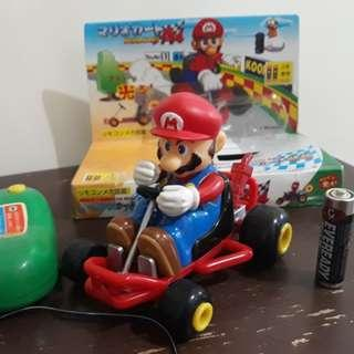 Mario Kart with Controller Working