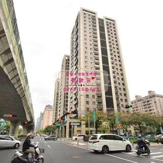 德鑫巴黎第六區高樓層2房平車