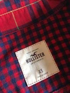 Hollister American shirt