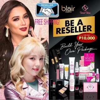 Seoul skin,blair cosmetics