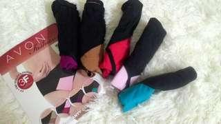 🆕 Avon Adra 5-In-1 Panty Pack