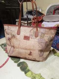 garland map bag