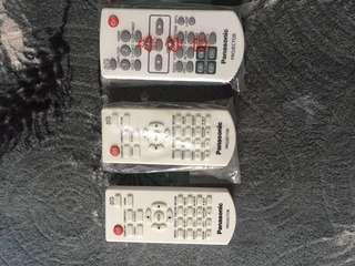 🚚 Panasonic projector remote control