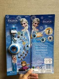 Frozen Cartoon Watches
