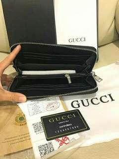 Gucci Wallet free paper bag + fake bill ( NO NEGO)