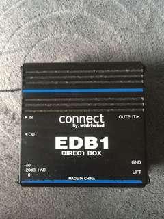 🚚 EDB1 direct box